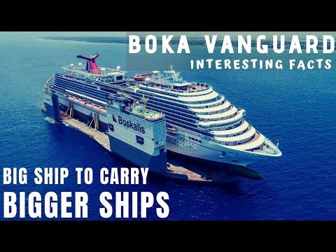 Biggest Heavy Lift Vessel