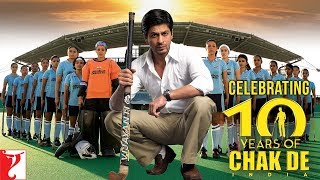 Chak De India | Shah Rukh Khan | Iconic Moments