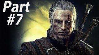 The Witcher 2 Assassin's of Kings [Enhanced Edition] Gameplay Walkthrough Part 7-Kayran Boss Fight