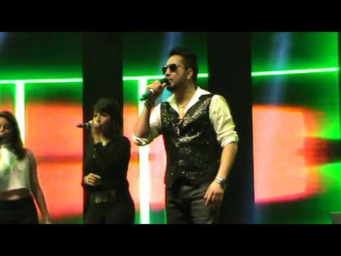Mika Singh Live Performance @ JRC Hyderabad 2016