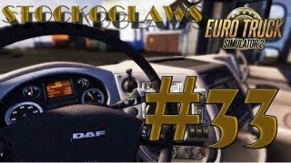 Lets Play Euro Truck Simulator 2 - Ep 33 (Off to Brussels  !)