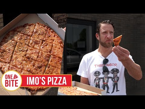 Taylor J - St. Louis Pizza Review