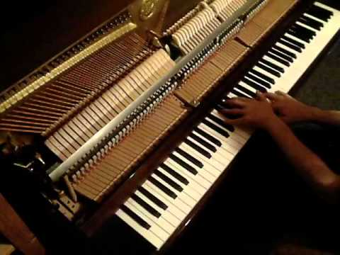 Debussy ~ Page d'album ~ Piano