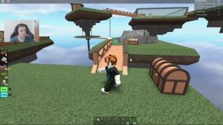 GAMES-ROBLOX EN POLISH-SKYBLOCK 7