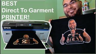 $15,000 DTG PRINTER to Start Your HOME Business!