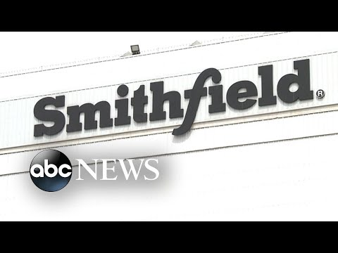 Pork Plant Fears: CDC Releases Report On Smithfield Plant