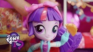 MLP: Equestria Girls Minis Toys – 'Pinkie Pie Slumber Party!' Equestria Girls Minis