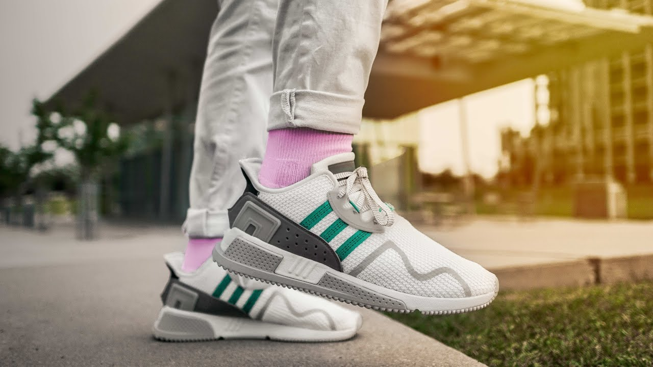 9b4b181f941d ADIDAS MADE SO FEW OF THESE (EQT CUSHION ADV ON FEET REVIEW LIMITED NORTH  AMERICAN EDITION)
