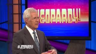 Happy Birthday In Klingon On Jeopardy Youtube