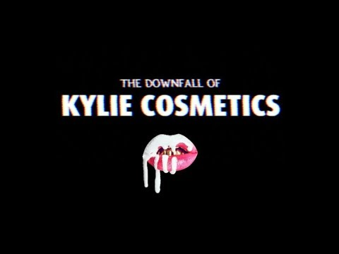 The Downfall Of Kylie Cosmetics