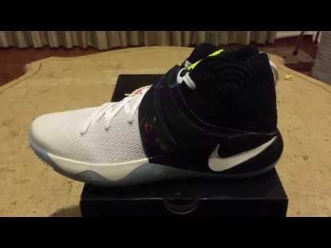 detailing 9f298 b01cf Nike Kyrie 2 Parade Review! - YouTube
