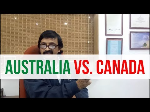 For IT Engineers, Which is better - Australia or Canada?Manoj Palwe explains-