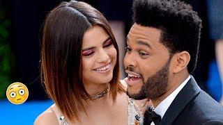Así fue como The Weeknd le terminó a Selena Gomez