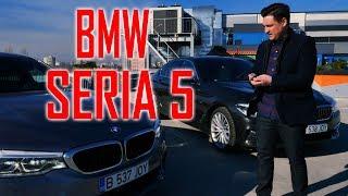 BMW 530d + BMW 540i + Pachet M = 170.000€ - test- Cavaleria.ro