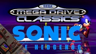 Sonic 1 Playthrough - SEGA Mega Drive Classics (PS4)