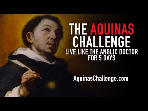 Take the Aquinas Challenge