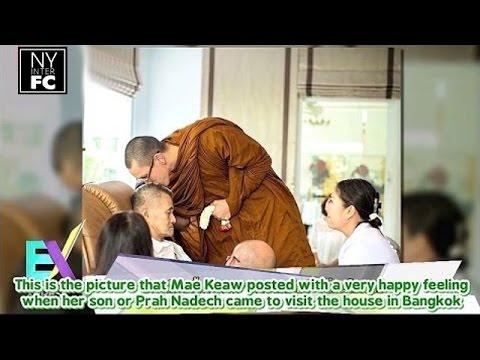 [ENG SUB] Nadech - Prah Nadech visited his Dad at home in Bangkok | 9Entertain 15/12/15