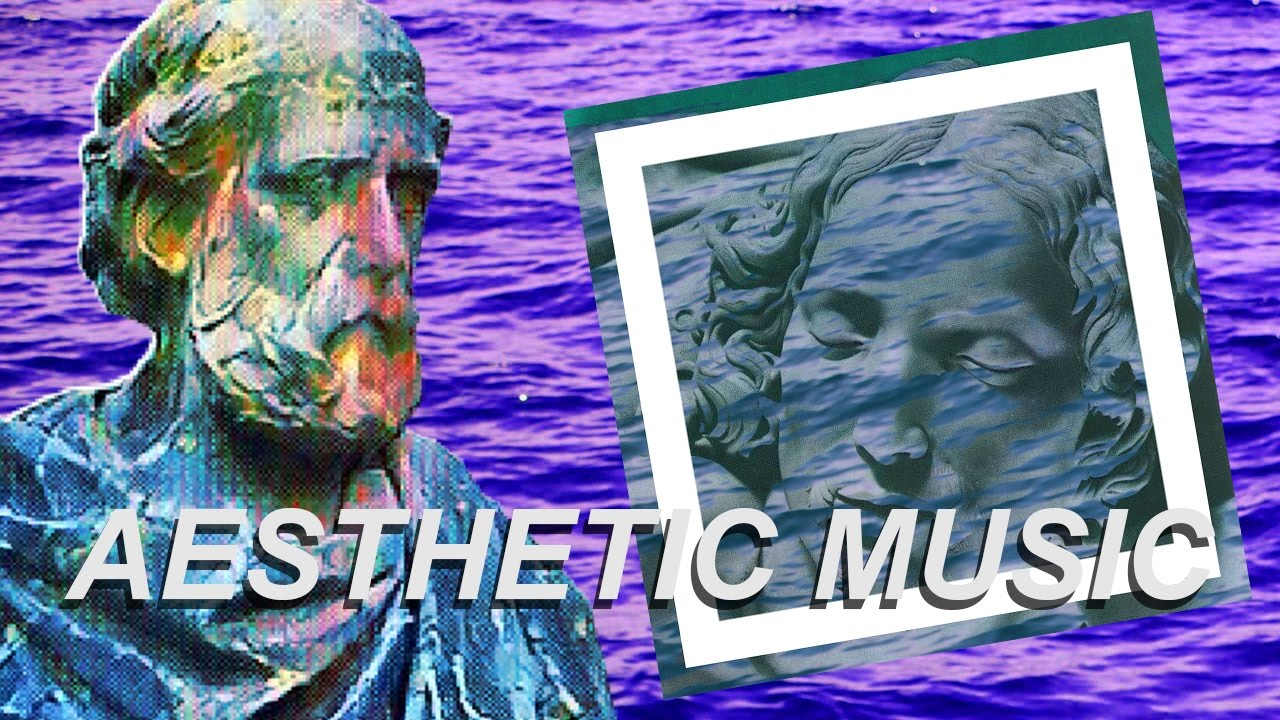 how to make AESTHETIC music on youtube