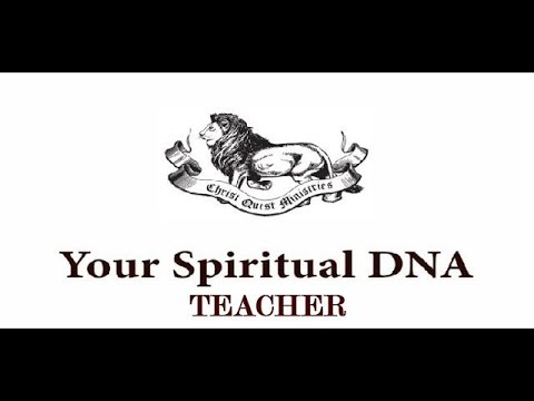 Spiritual DNA: Teacher
