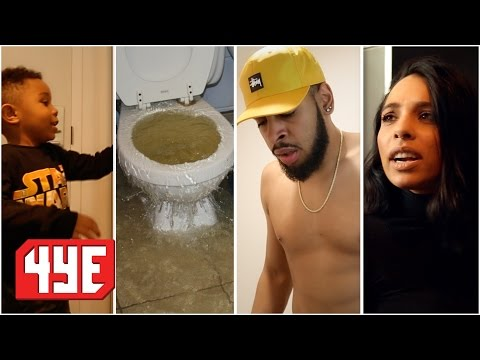 Thumbnail: FLOODING THE TOILET AT SOMEONE ELSE'S HOUSE