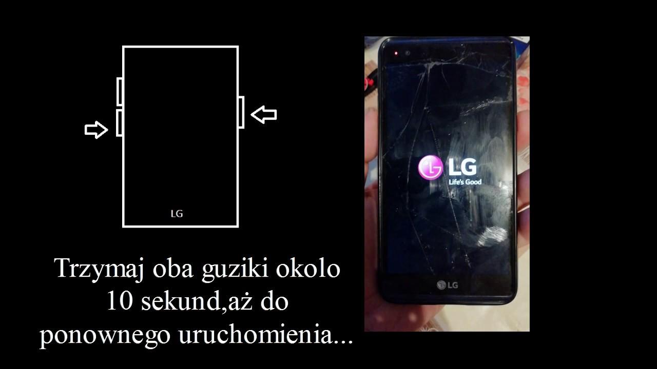 firmware update do not unplug the usb connection LG - jak wyłączyć