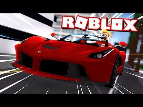 I BOUGHT A SUPERCAR! VROOM VROOM! Roblox