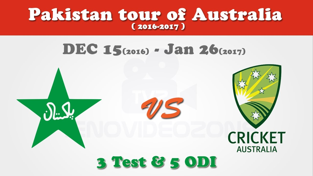 pakistan vs australia - photo #42