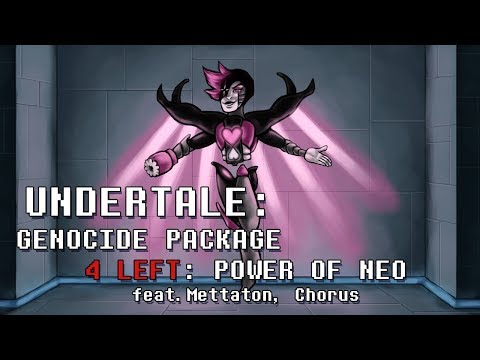 Undertale Genocide Package - Power of NEO