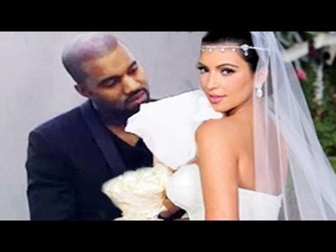 kim and kanye before they started dating