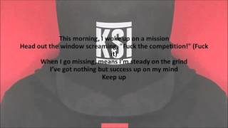 KSI - Keep Up ft. JME (Lyrics)