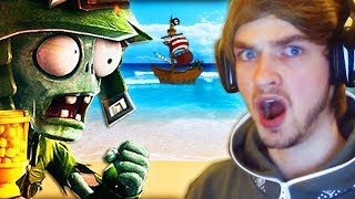 """SNIPING CACTUS!?"" - Plants vs Zombies: Garden WARFARE! - LIVE w/ Ali-A! (Xbox One)"