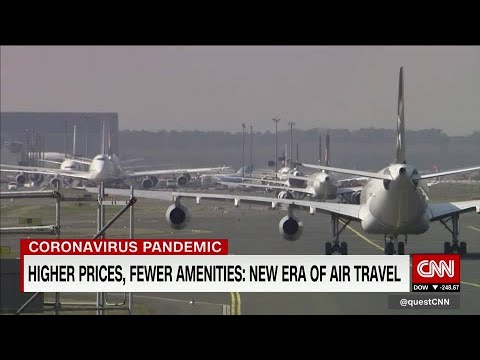 Higher Prices, Fewer Amenities: New Era Of Air Travel