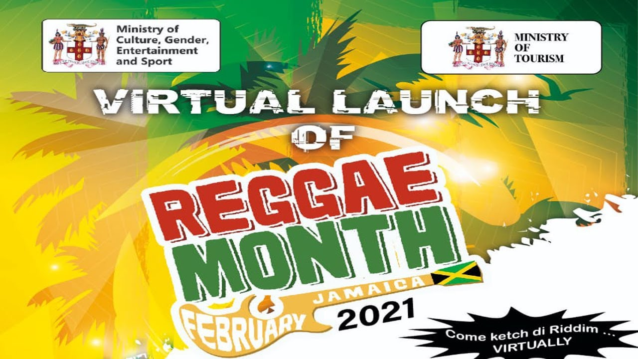 Reggae Month Jamaica 2021 Concert | ft. Shenseea, Ding Dong, Agent Sasco, Inner Circle and more