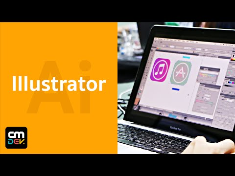 สอน illustrator ออกแบบกราฟฟิกสำหรับ Mobile App - ตอนที่ 1 : Introduction