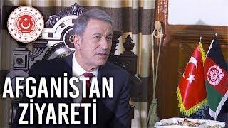 Millî Savunma Bakanı Hulusi Akar'ın Afganistan ziyareti