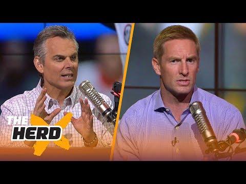 Joel Klatt questions Oklahoma's conservative play calls in key parts of the Rose Bowl | THE HERD