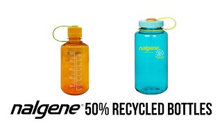 SPOTLIGHT: Spotlight: Nalgene - 50% Recycled Bottles