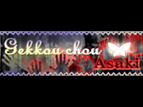 gekkou chou asaki mp3