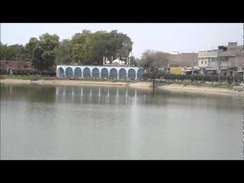 Kirar Lake, Bhit Shah. Travel Video