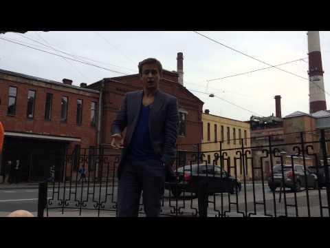 Kirill Zhandarov Ice Bucket Challenge