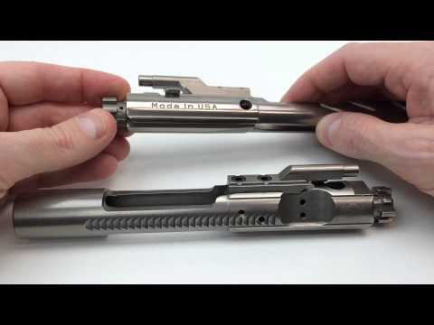 Comparison of the Spike's & PSA Nickel Boron Bolt Carrier Groups