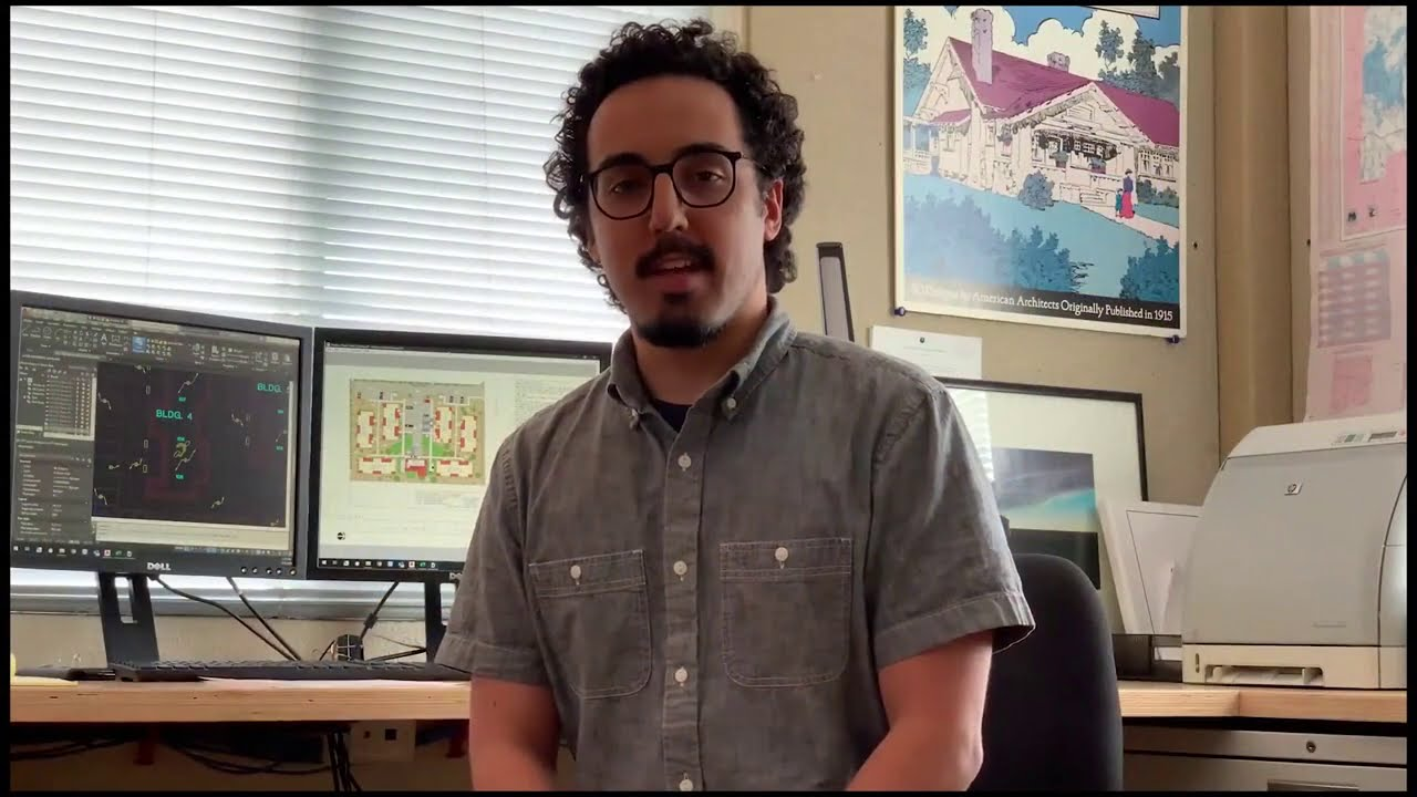 University of Cincinnati Architecture student Daniel Gonzalez Internship Experience at IDeA