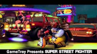 Super Street Fighter IV - Launch Trailer [HD 720p]