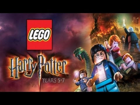 lego harry potter ann es 5 7 l full movie film complet youtube. Black Bedroom Furniture Sets. Home Design Ideas