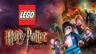 LEGO Harry Potter : Années 5 à 7 l FULL MOVIE Film Complet
