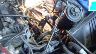 Bmw N62 valve steam seals
