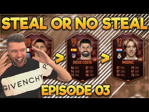 FIFA 19: STEAL OR NO STEAL #03
