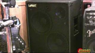 "James Ross @ ""on The Road With Jross"" (bass Challenge) - Lophat Bass Cabs - Jross-tv"
