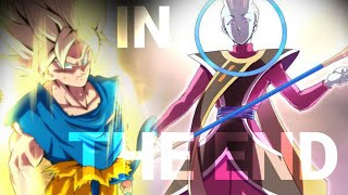 Dragon ball   In The End (Remix)   AMV   60fps
