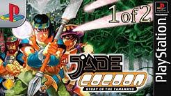 Longplay of Jade Cocoon: Story of the Tamamayu (1/2)